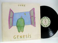 GENESIS duke (1st uk press) LP EX/EX, CBR 101, vinyl, album, prog rock, gatefold