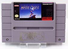 Super Nintendo SNES - Final Fantasy Mystic Quest - US Game