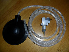 Ridgid 37967 Foot Switch Style Braided Reinforced Hose & Air Switch Fits All