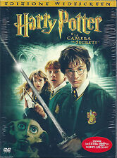 Harry Potter e la camera dei segreti (2002) 2DVD NUOVO SIGILLATO Digipack Versio
