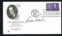 Elizabeth L. Post (d 2010) signed autograph First Day Cover FDC Etiquette Writer