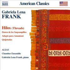 Frank: Hilos (Threads); Danza de los Saqsampillos; Adagio para Amantani; Quijota