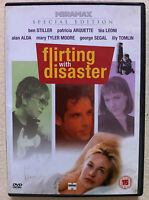 Flirting with Disaster DVD 1996 Comedy Drama w/ Ben Stiller + Patricia Arquette