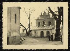 Tamowiecz zabno-Tarnów-Rymanow-Krosno-Poland-Wehrmacht-Pfarrhof-Kirche-5