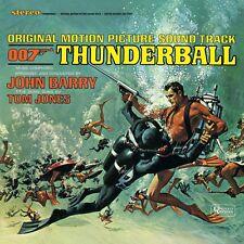 James Bond / John Barry - Thunderball (Soundtrack) 180g 1LP Vinyle