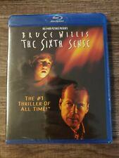 The Sixth Sense Bluray Bruce Willis Haley Joel Osment New Sealed