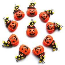 bright BUY 4 GET 1 FREE 10 Bat Charms Halloween Vampire Gothic