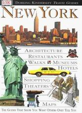 New York (DK Eyewitness Travel Guide),Eleanor Berman- 9780751300116