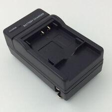 Battery Charger fit PANASONIC Lumix DMC-TZ4 DMC-TZ5 DMC-TZ11 DMC-TZ15 DMC-TZ50