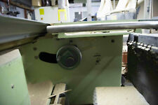 Scmi Si 16 W Sliding Table Saw Made In Italy 10ft Travel Good Working Condition