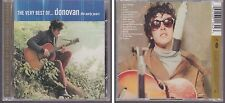 Very Best of DONOVAN Early Years 2002 Sanctuary Records CD Universal Soldier 60s