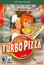 Turbo Pizza PC Games Windows 10 8 7 XP Computer time management action arcade
