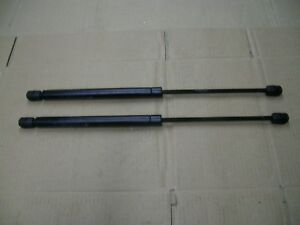PEUGEOT 206 CC BOOT LID STRUTS OFF 2001 YEAR 3 DOOR 9637115080