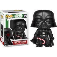 Star Wars - Darth Vader Christmas Holiday Pop! Vinyl Figure NEW Funko