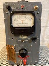 Electronic Voltmeter Ballantine Labrotories 302C