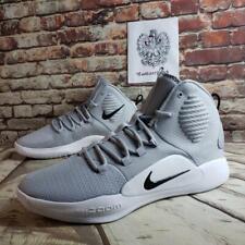 Nike Hyperdunk X TB Promo Basketball Shoes Grey/White AT3866-003 Men's Size 13
