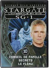 STARGATE SG1 - Intégrale Kiosque - DVD N°10 - Saison 2 - Episode 8 à 10