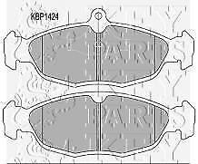 90485140 KBP1424 Front Brake Pad Set