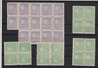 Paraguay 1927 Stamps Ref 14446