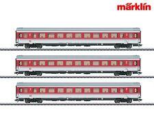 Märklin 43310 EC Tiziano: Schnellzugwagen-Set (3tlg.)