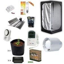 Grow Room Mammoth Lite 100 + HPS 400W Agro - Grow Tent - Kit Coltivazione Indoor