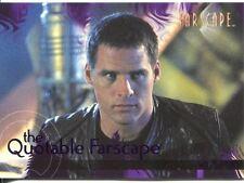 Farscape Season 4 The Quotable Farscape Chase Card Q58