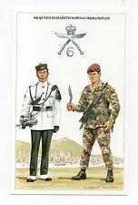 6th Queen Elizabeth's Own Gurkha Rifles - Postcard #55