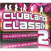 Various Artists - Clubland Classix, Vol. 2 (3xCD) Feat Cascada , Scooter