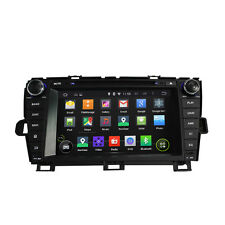 Android 7.1 Car DVD GPS Radio Stereo head unit navi For Toyota Prius 2009 - 2015