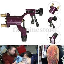 Frame Liner Shader Dragonfly Rotary Moto Tattoo Machine Gun Kit Set Purple