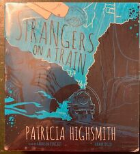 Strangers on a Train by Patricia Highsmith Audio Book on Cd