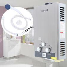 8L/min Natural Gas Durchlauferhitzer Warmwasserspeicher Wasserboiler Boiler 16KW