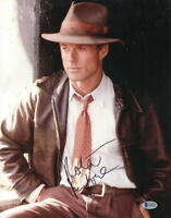 ROBERT REDFORD SIGNED 11X14 PHOTO THE NATURAL AUTHENTIC AUTOGRAPH BECKETT LOA