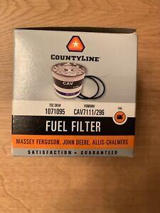 CountyLine Fuel Filter TSC# 1071095 Massey Ferguson, John Deere, Allis-Chalmers