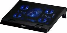 Open Box Rosewill RWNB17A 12-17 inches Blue LED light Gaming Laptop Cooler