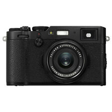 Fujifilm X100F 24.3MP Digital Camera Full HD Wi-Fi Black