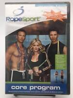 Rope Sport - Core Program (DVD) Sealed! Brand New