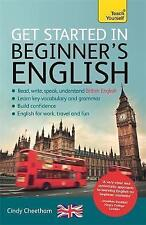 Get Started in Beginner's English (Learn British English as a Foreign Language):