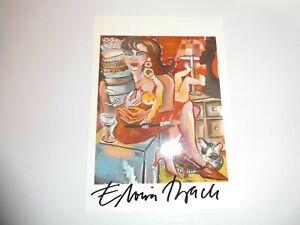 Original Elvira Bach - Art, Architecture