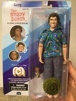 "SEALED 2018 MEGO The Brady Bunch GREG Limited Edition 10000 8"" Figure New Sealed"