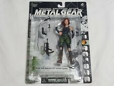 NEW Metal Gear Solid MERYL SILVERBURGH Figure w/ Variant Package McFarlane Toys