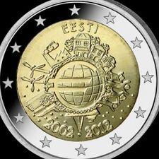 2 Euros conmemorativos estonia 2012 SC