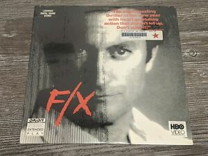 *NEW/SEALED* F/X Vintage Laserdisc LD Video Movie Bryan Brown/Brian Dennehy