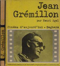 Jean Grémillon. . Henri Agel. 1969. .