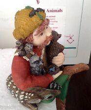 Keeper of WOODLAND ANIMALS #1430 Shenandoah Designs