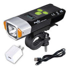 Fenix BC35R 1800 Lumen Burst USB Rechargeable Bicycle Light with Adapter
