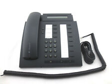 T Octopus E Octophon 22 E22 schwarz Telekom Telefon Systemtelefon neuwertig