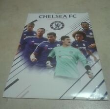 Chelsea Calendario.Chelsea Fc Magazine In Sports Magazines For Sale Ebay