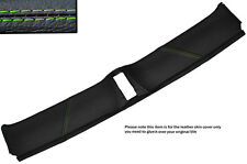 GREEN STITCH HARDTOP ROOF TOP PANEL SKIN COVER FITS PORSCHE 986 BOXSTER 96-04