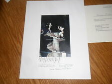 KERWIN MATHEWS  7th voyage of sinbad PICTURE SIGNED  8 X 11